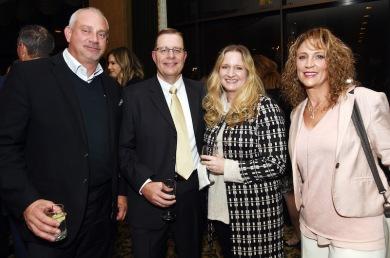 Robert de Groot, Brant Ring, Paige Ring and Cheney de Groot